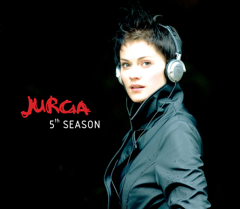 "Jurga – ""5th Season"" (singlas) CD-S, 2007"