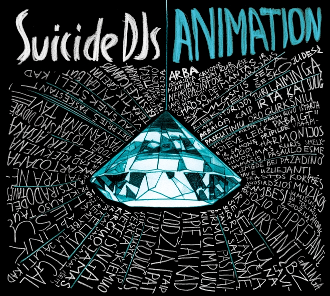 """Suicide DJs"" – ""Animation (…)"" 2CD, 2008"