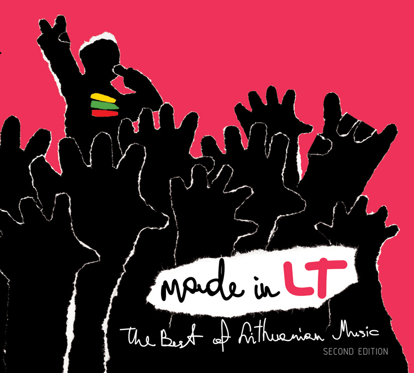 """Made in LT: The Best of Lithuanian Music (Second Edition)"" CD, 2008"
