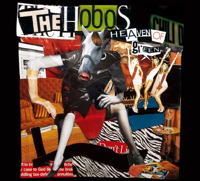 """The Hobos"" – ""Heaven of Green"" CD, 2005"