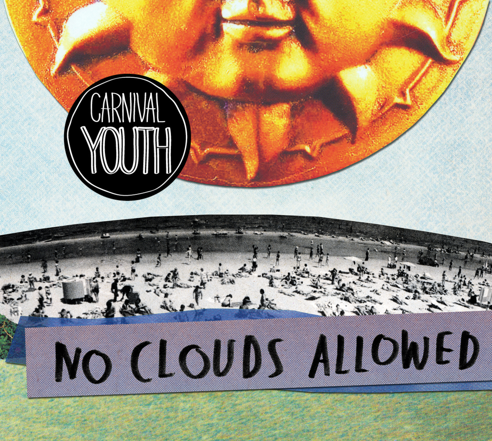 """""""Carnival Youth"""" – """"No Clouds Allowed"""" CD, 2015"""
