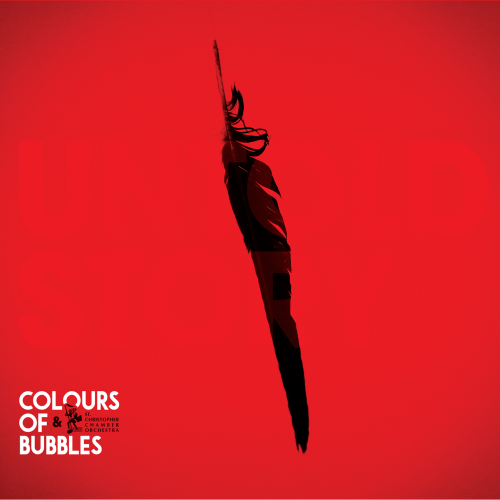 Colours of Bubbles Untold story CD