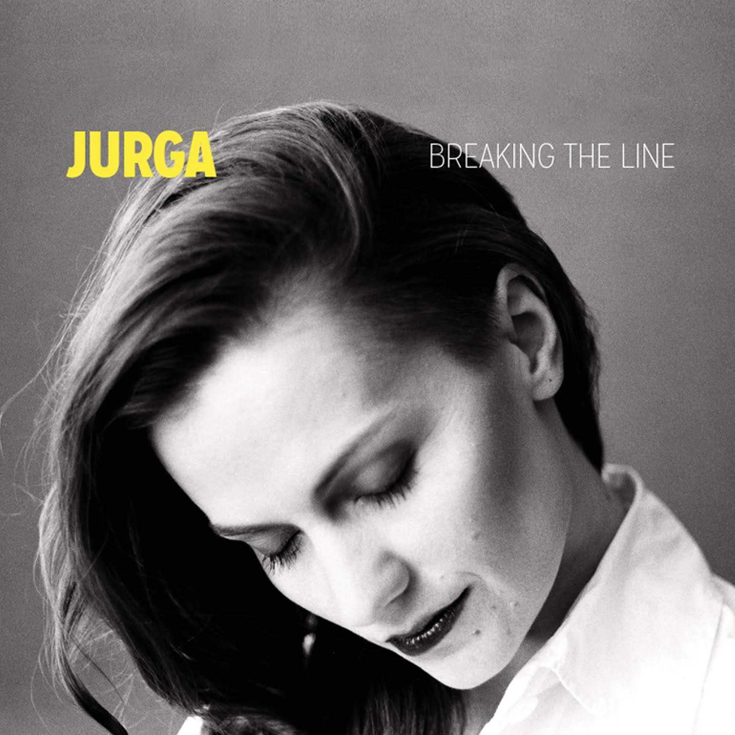 Jurga Breaking the Line CD