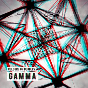 """Colours of Bubbles"" – ""Gamma"", 2018"