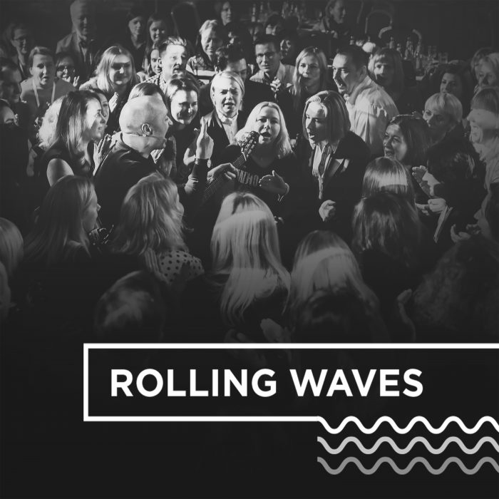 Jurgis Did Rolling Waves
